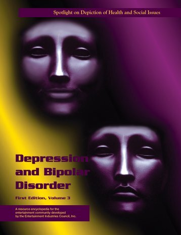 Bipolar Disorder - Entertainment Industries Council