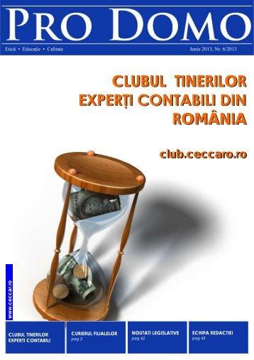 Pro Domo 06.2013.pdf - C.E.C.C.A.R. – Filiala Brasov
