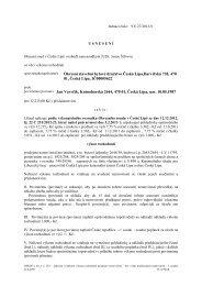 Usnesení 153/2013 - Město Česká Lípa