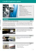 Dot Marking Systems - Walther Pilot - Page 3