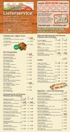 Lieferservice - Highlander Restaurant