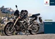 GSR750/A 2012 - Suzuki Motor Poland