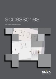 Download CLICK Accessories - PDF - SCOLMORE ...