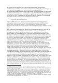 Kabinetsreactie - NVVB - Page 4