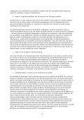Kabinetsreactie - NVVB - Page 5