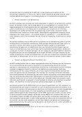 Kabinetsreactie - NVVB - Page 6