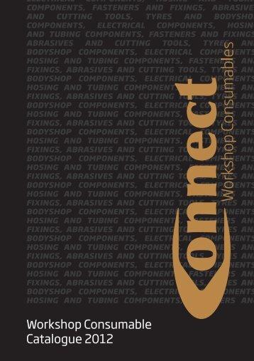 Workshop Consumable Catalogue 2012 - Connect Workshop ...