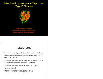 The Dysfunctional Beta Cell in Type 2 Diabetes