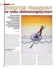 DYREKTOR FINANSOWY - Ernst & Young