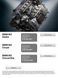 BMW M3 Sedán, Coupé y Convertible - Page 2