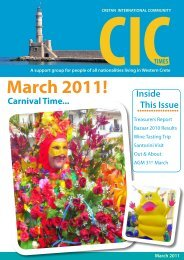 Greek March 2011! - CIC