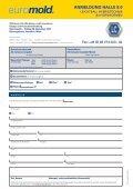Information, Beteiligung EuroMold - Page 4