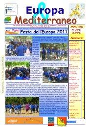 Europa & Mediterraneo n.20-11 - Comune di Alimena