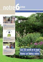 Franck-Fev 2006.QXD - Notre 6ème - Chez