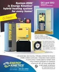 View Oil Heat - Energy Kinetics Boilers