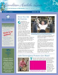 Highlights - Fitness & Wellness Professional Services