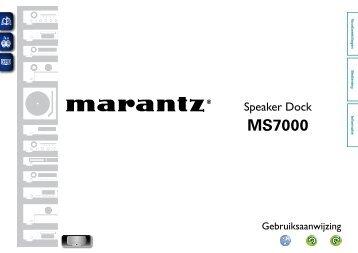 1 Druk - Marantz