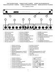 Model UA844 User Guide MODEL UA844 ANTENNA ... - Now Sound - Page 3