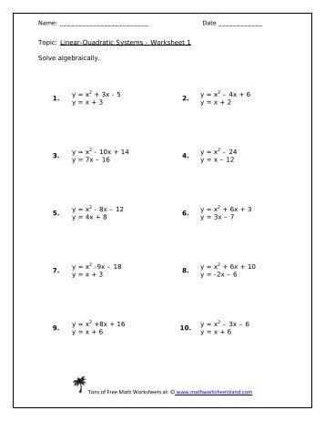 Emphasis On Graphing Five Worksheet Pack Math Worksheets Land