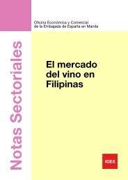 Nota Sectorial del Vino en Filipinas 2009 - Academia-vinhaevinho ...