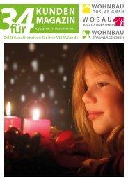 3für4 Winter 2011/12 - WOBAU Bad Gandersheim