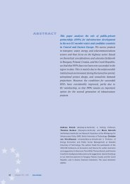 EIB Papers No 2 Vol 10 (2005) - IRF | International Road Federation
