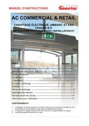 AC COMMERCIAL & RETAIL - Annuaire