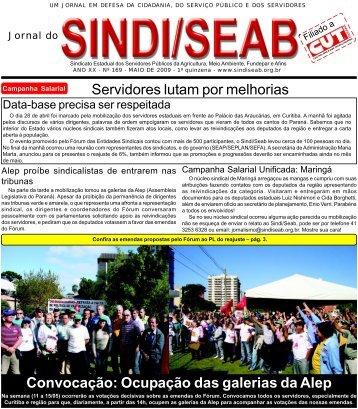 Maio - SindiSeab