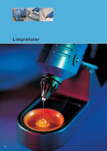 Gluematic 5000 Limpistoler - Karl H Ström