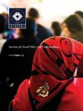 Download the Annual Report (PDF) - Institute for Social Policy and ... - Page 2