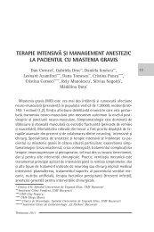 Management in miastenia gravis.pdf - ati | anestezie terapie intensiva