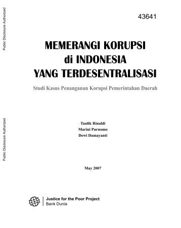 World Bank Document - psflibrary.org