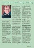 Reserven - Hovedorganisationen for Personel af Reserven i Danmark - Page 3