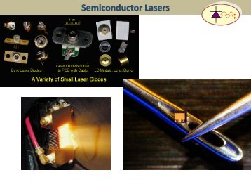 Semiconductor Lasers (pdf)