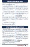 2012 HOUSTON TEXANS MEDIA GUIDE - Parent Directory - NFL.com - Page 5