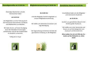 Programm Jahrestagung 2013 - ahlemer-ingenieure.de
