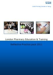 Reflective Practice Pack - LPE&T