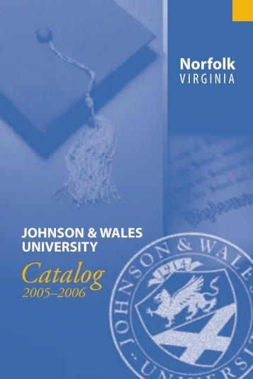 2005–2006 - Johnson & Wales University