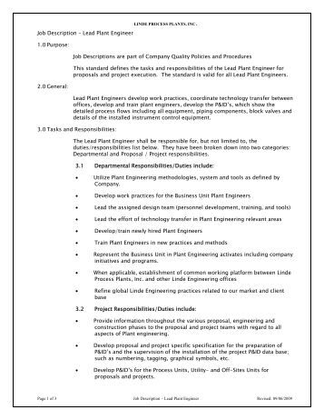 Quality Engineer Job Description Quality Assurance Cv Test