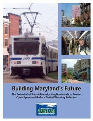 Download Building-Marylands-Future.pdf - Frontier Group