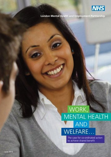 Work, Mental Health and Welfare - British Association for Supported ...