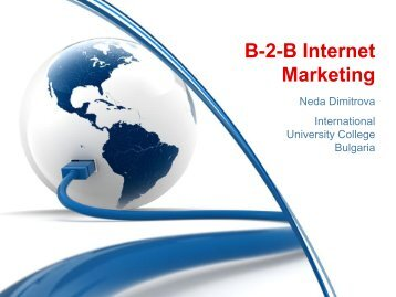 B-2-B Internet Marketing