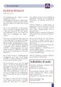 • Kammeratskab • Ny landsgildeledelse • KFUM-Spejdernes korpslejr - Page 5