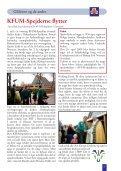 • Kammeratskab • Ny landsgildeledelse • KFUM-Spejdernes korpslejr - Page 7