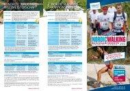 4. nordic walking championships 4. nordic walking ... - NWO