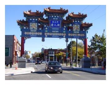 Chinatown - 2nd grad.. - Hillcrest Elementary