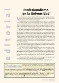 Lejos de la igualdad - Revista Profesiones - Page 3