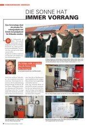 Der österreichische Installateur - Austria Solar