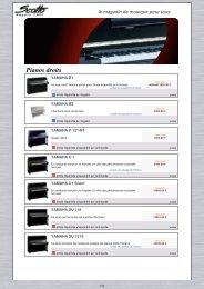 télécharger notre catalogue pianos droits au format ... - Scotto Musique