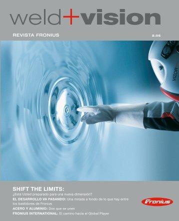 weld+vision 2.05 - dpiaca